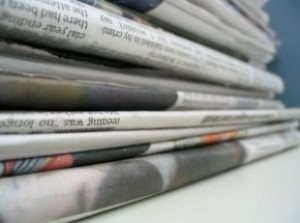 Are newspapers on the way out for good?