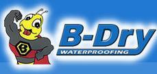 B-Dry Logo
