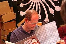 Chris Ware, 2009