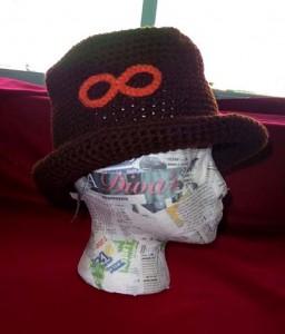 Infinity bucket hat