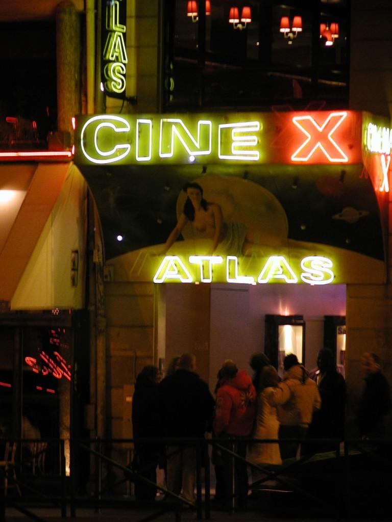 CineX, Alice Wessendorf