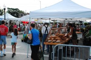 Waverly Farmer's Market 2009 1