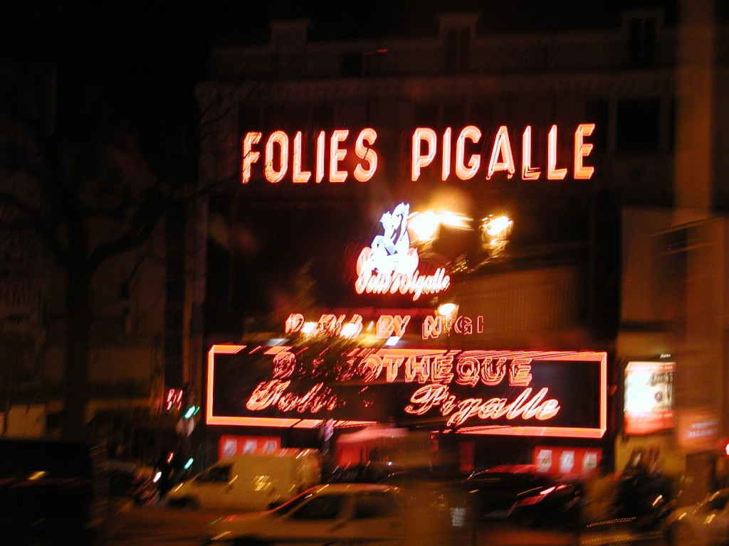 Folies Pigalle, Alice Wessendorf