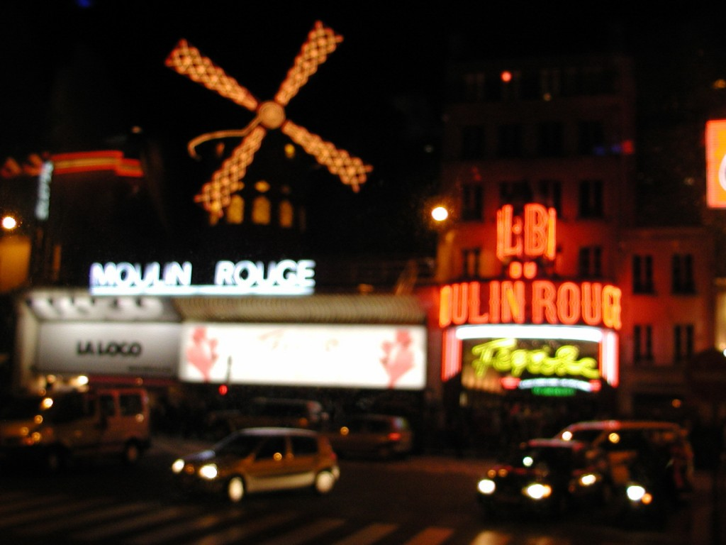 Moulin Rouge, Alice Wessendorf