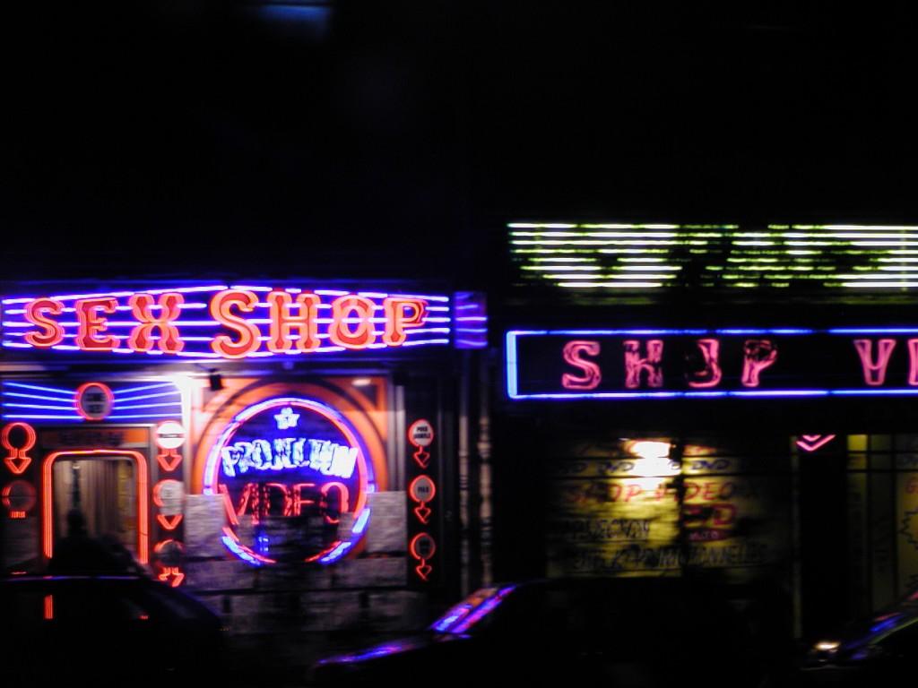 Sex Shop, Alice Wessendorf