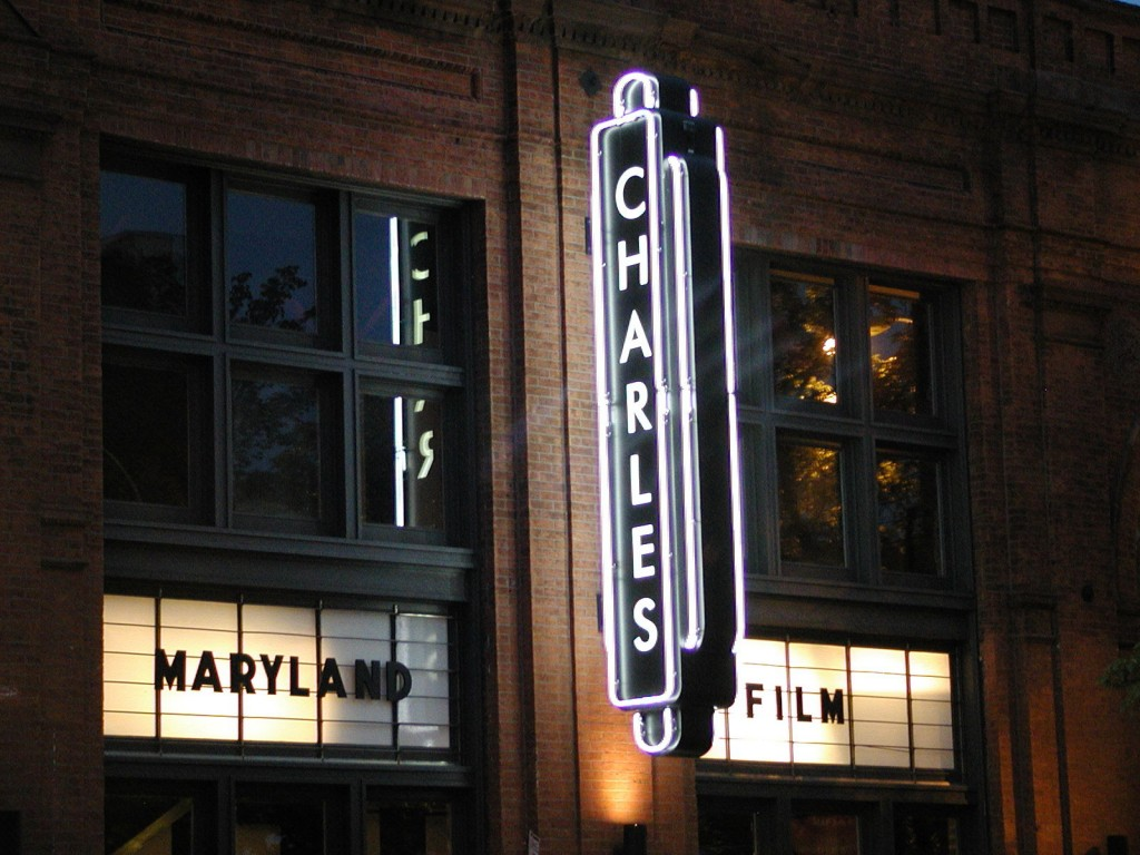 The Charles Marquee
