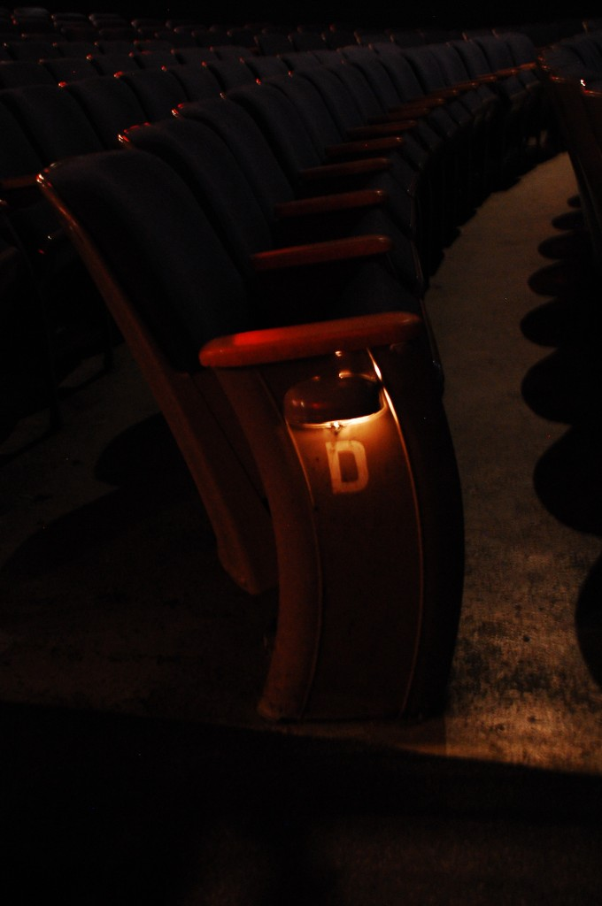 Charles big theater seats