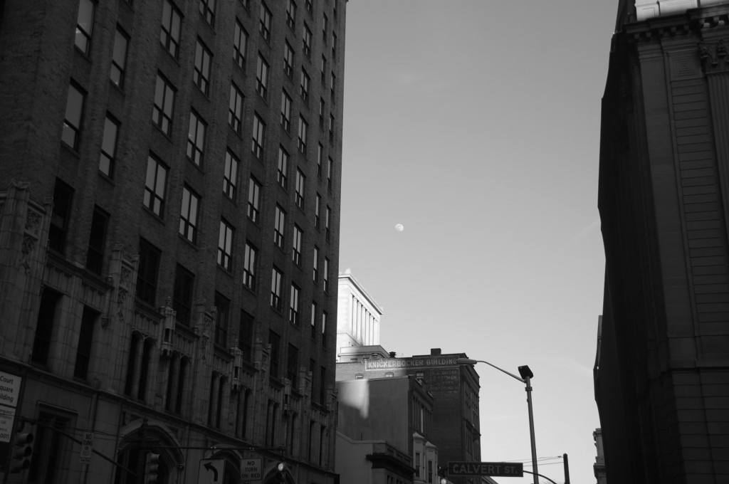 Early Moon Two