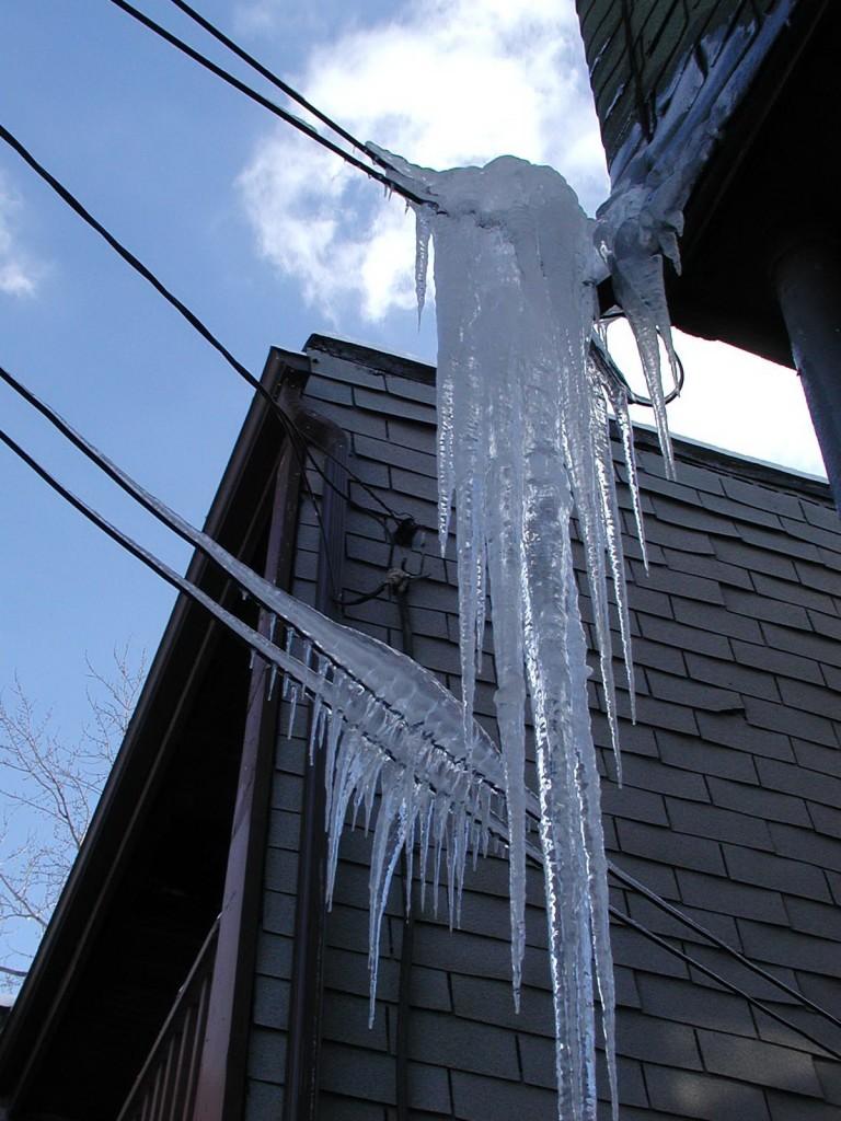 Ice Spike 1