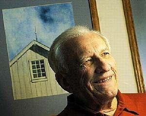 Granddad the artist