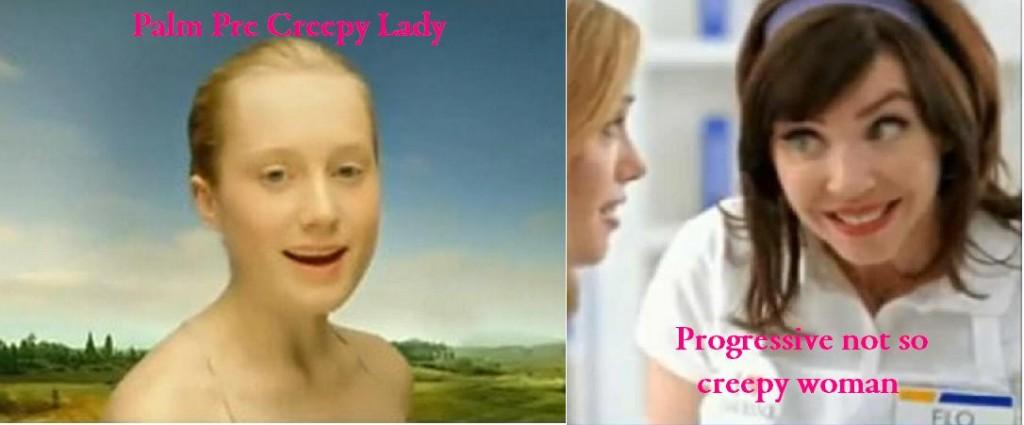 palm pre and progressive women