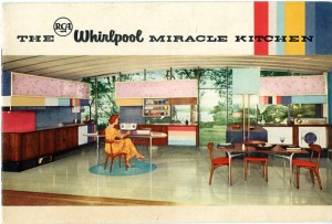 Whirlpool Miracle Kitchen 1959 Brochure