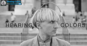 Screenshot of Hearing Colors short film